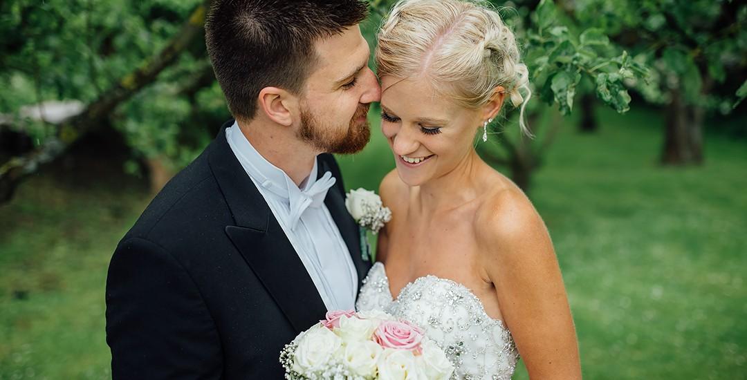 Bröllopsfotograf Kalmar / Öland / Småland - Sofia & Dylan