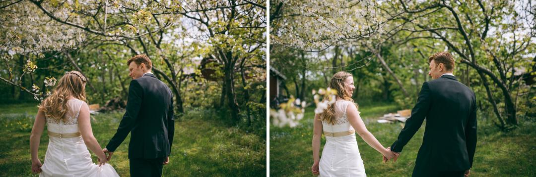 Bröllopsfotograf Öland - David & Julia