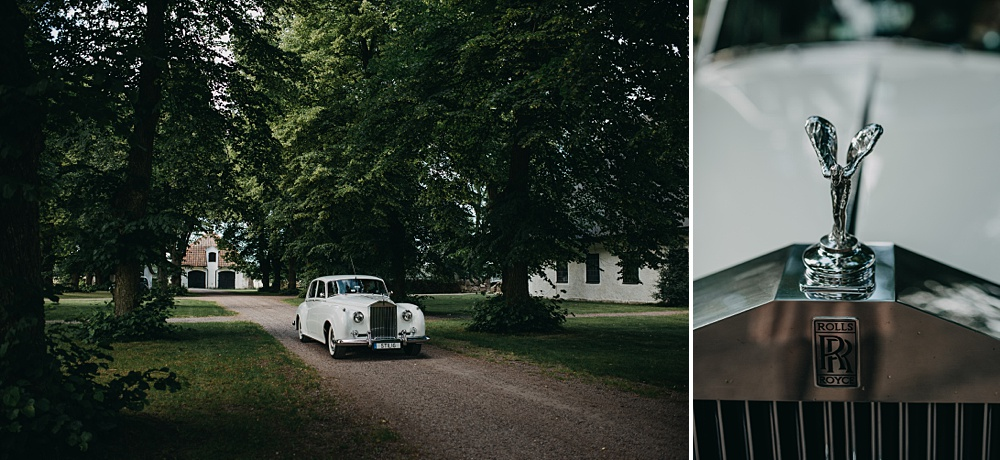 Fotograf Wengdahl Bröllopsfotograf Kalmar Öland Kalmar Slott Björnö