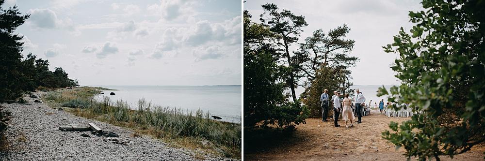Fotograf Wengdahl Bröllop Bröllopsfotograf Kalmar Öland Ekerum utomhusvigsel