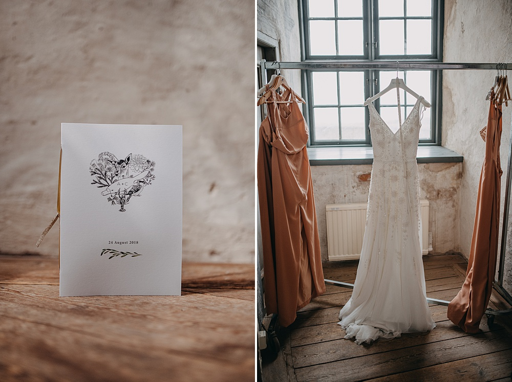Bröllopsfotograf Kalmar Slott Öland Småland